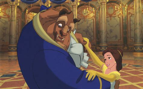 Belle and the Beast Wallpaper and Hintergrund   1680x1050