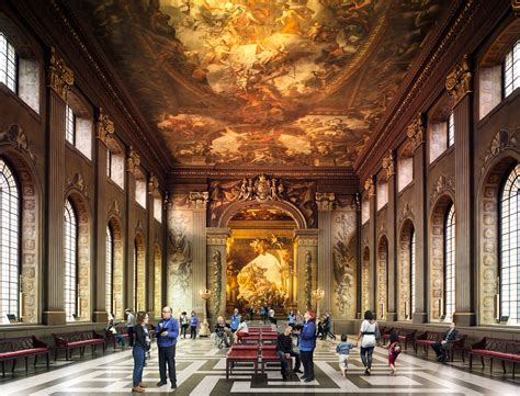 Green light for work at Greenwich's Painted Hall   News