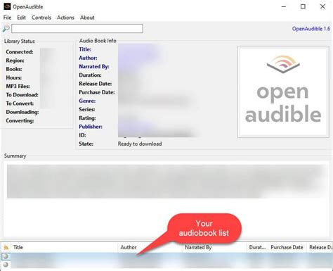 How to Rip and Convert Audible Audiobook to MP3 in Windows