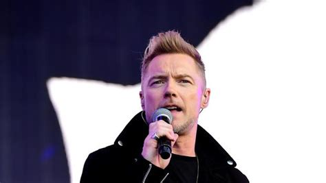 Ronan Keating marks 20-year solo career with album and