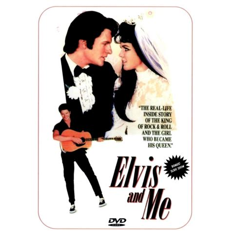 Elvis And Me made for TV movie with extras DVD - Media