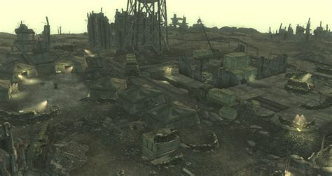 Fallout 3 Overhaul Project 56 Locations Already Overhauled