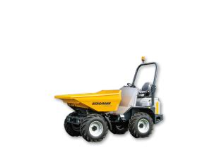 Dumpers from the expert: wheel dumpers and track dumpers