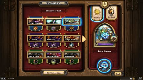 Hearthstone Patch: New Refer a Friend System, Shaman Hero