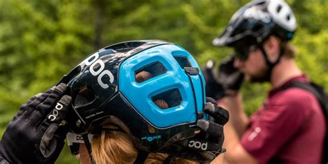 POC Introduces SPIN Technology in Select MTB Helmets for
