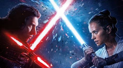 It's time to talk about Rise of Skywalker's Reylo scene
