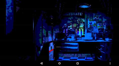 Freddy Power Out Jumpscare FNAF 1 - YouTube
